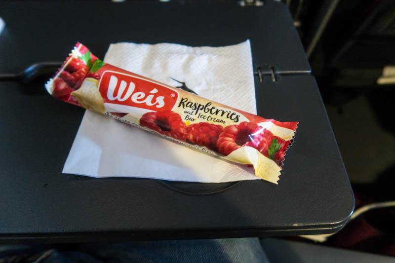 Ice Bar on Qantas