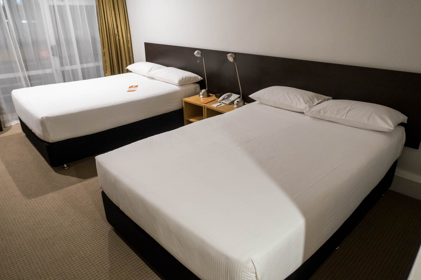 Sudima Christchurch Airport Beds