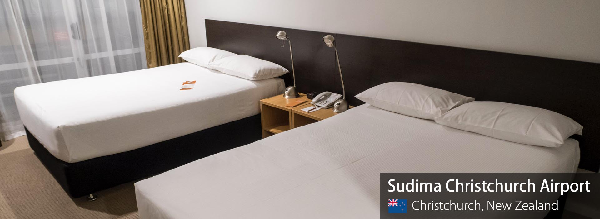 Airport Hotel Review: Sudima Christchurch Airport