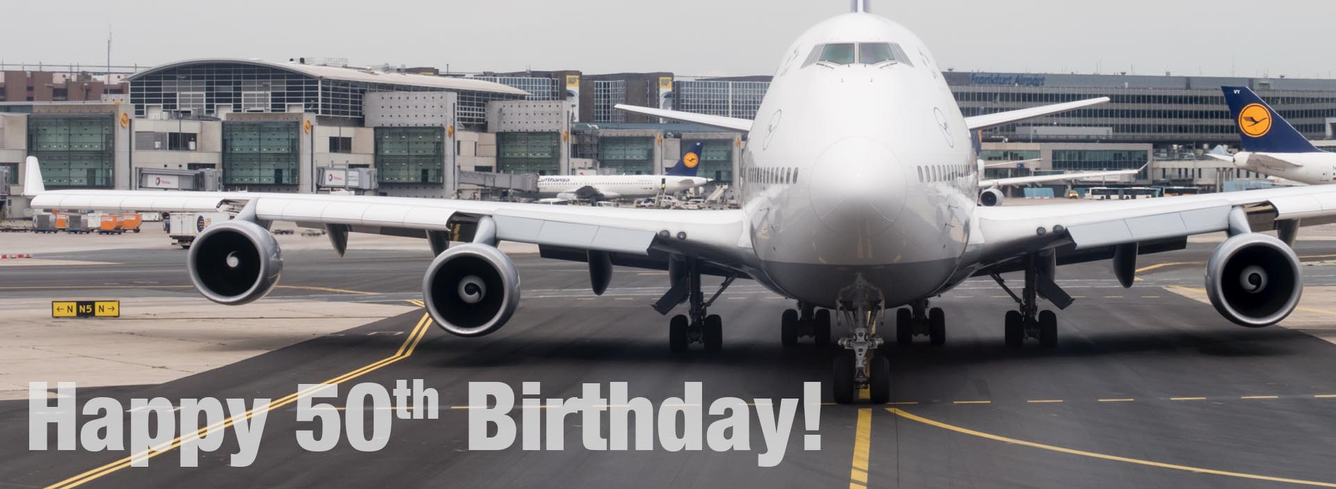Happy 50th Birthday, Queen of the Skies! Celebrating with My Favorite 747 Photos