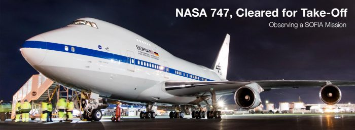 NASA 747, Cleared for Take-Off: Observing a SOFIA Mission