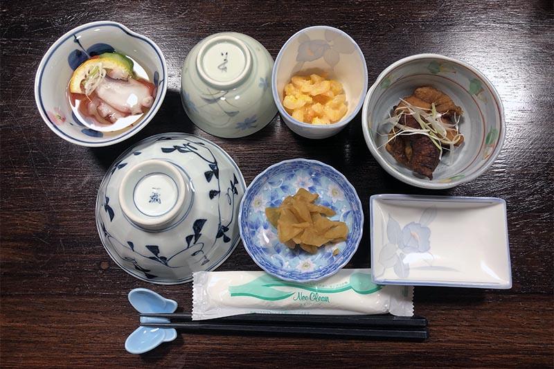 Yakusugi-Sou Dinner