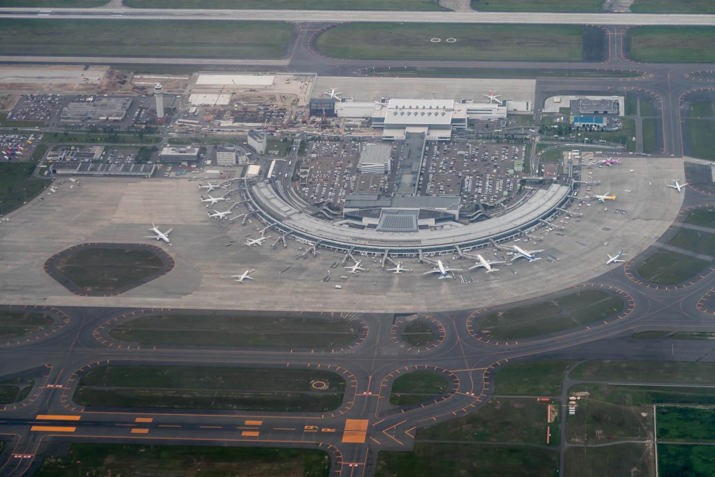 Sapporo New Chitose Airport