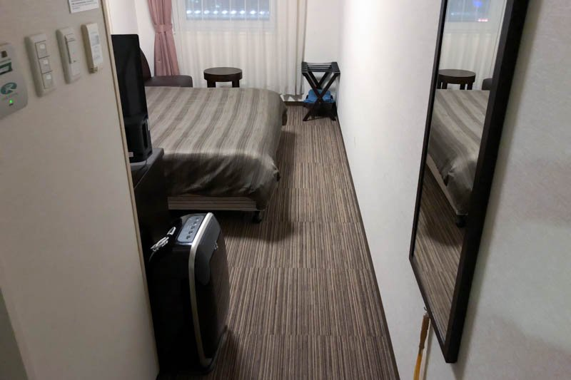 Hotel Route-Inn Chitose Room