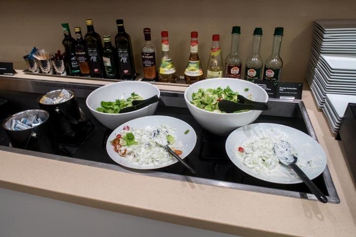 Jet Lounge Vienna Salads