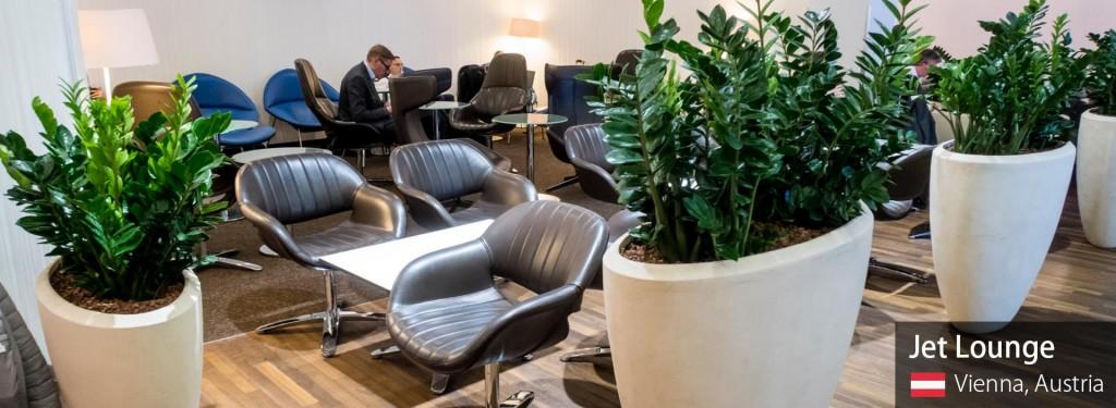 Lounge Review: Jet Lounge at Vienna International