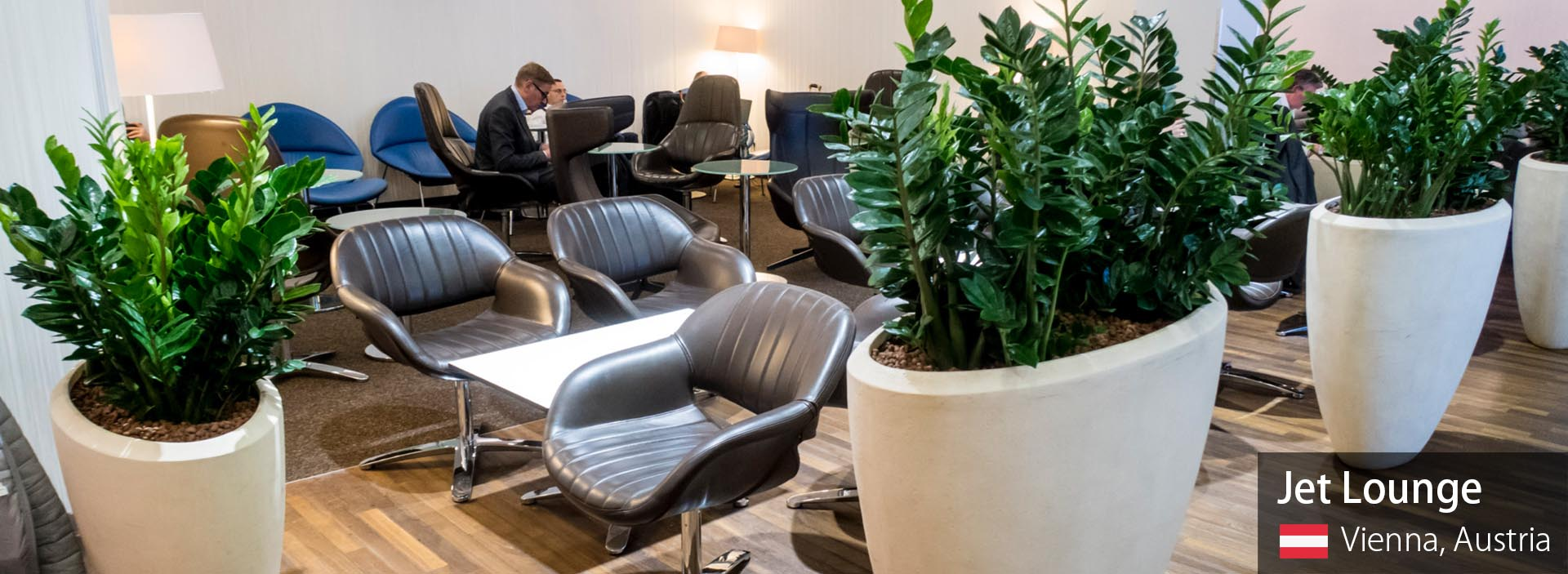 Lounge Review: Jet Lounge at Vienna International