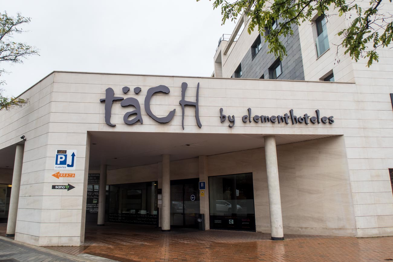 Hotel Tach by Clement Hotels Madrid Airport