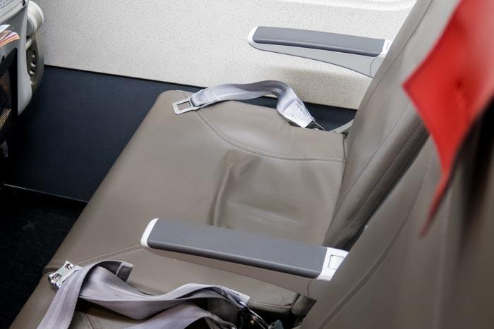 Iberia A320 Economy Class Seat