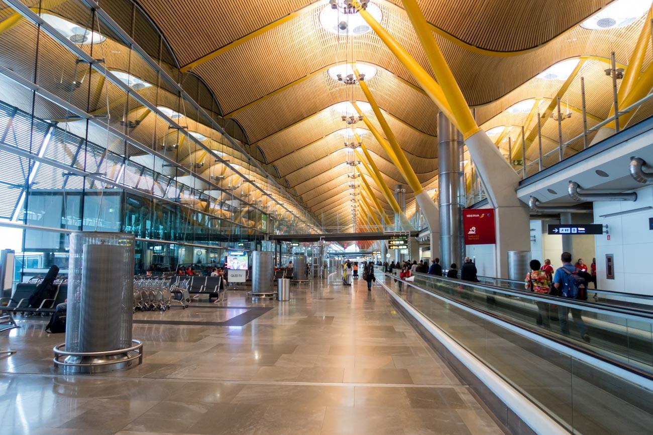 Madrid Barajas Terminal 4S