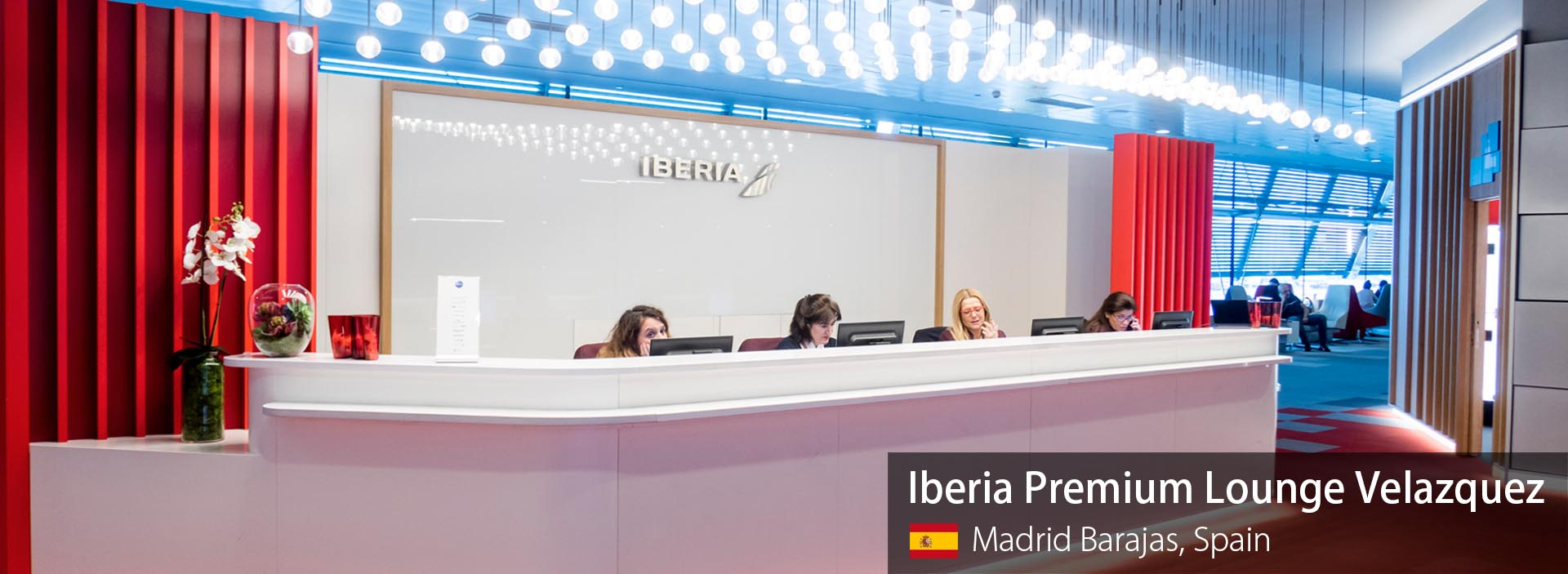 Lounge Review: Iberia Premium Lounge Velazquez at Madrid Barajas