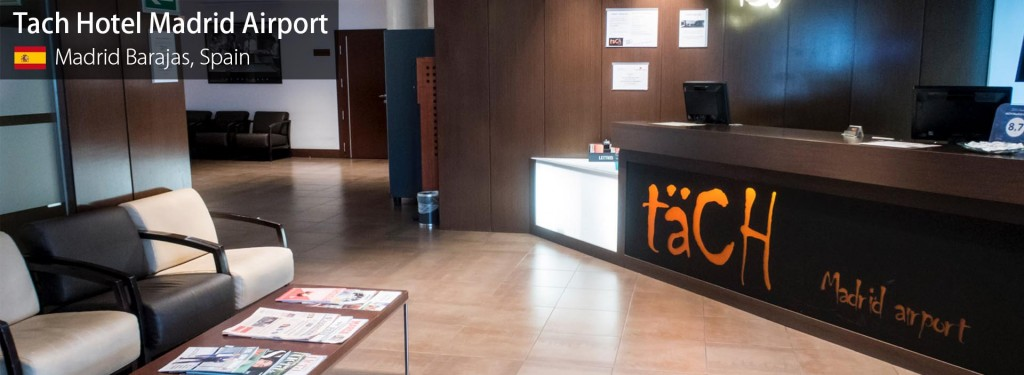 Airport Hotel Review: Hotel Tach Madrid Airport