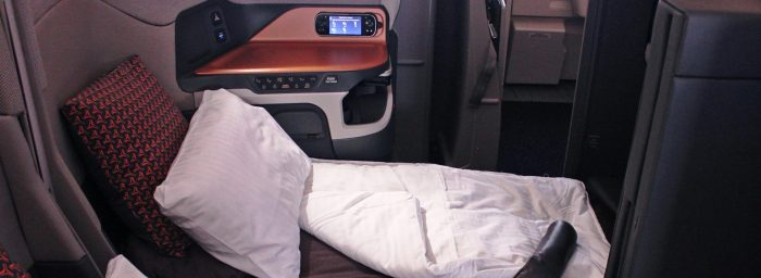Trip Preview: In Search of the Best Singapore Airlines Flat-Bed