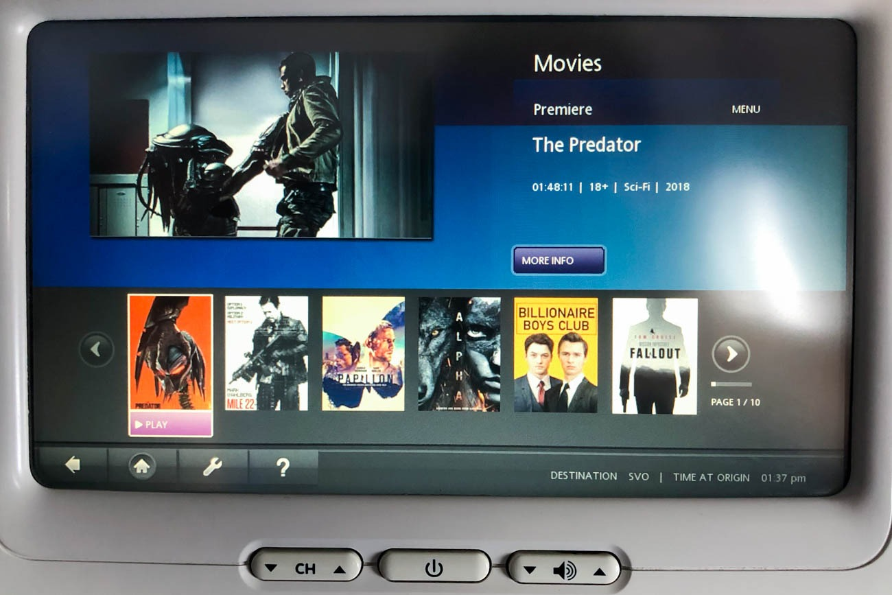 Aeroflot Movies