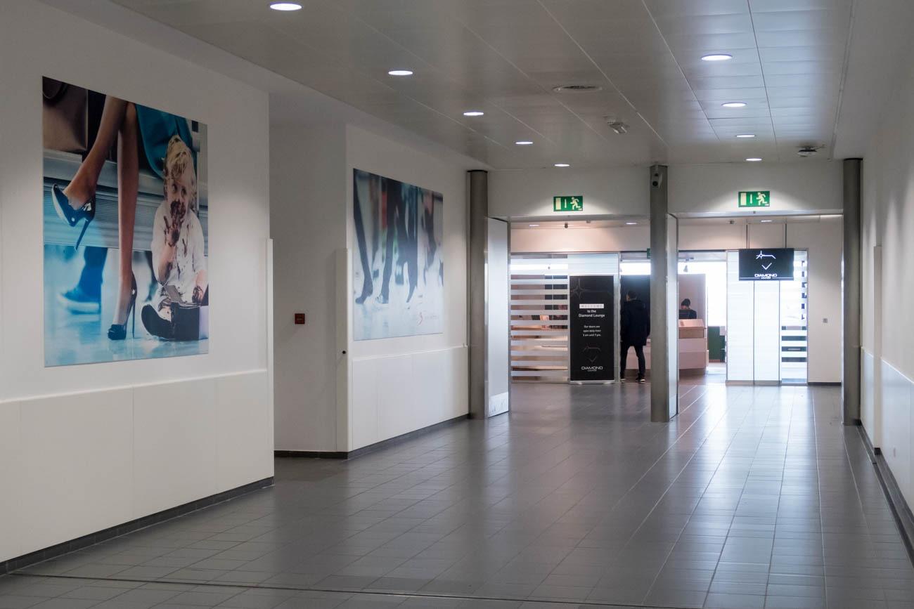 Diamond Lounge Brussels Schengen