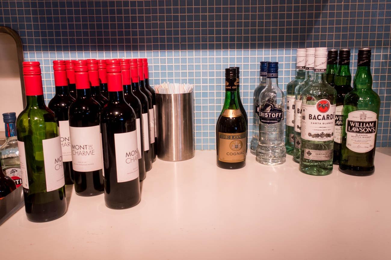 Diamond Lounge Brussels Alcohol
