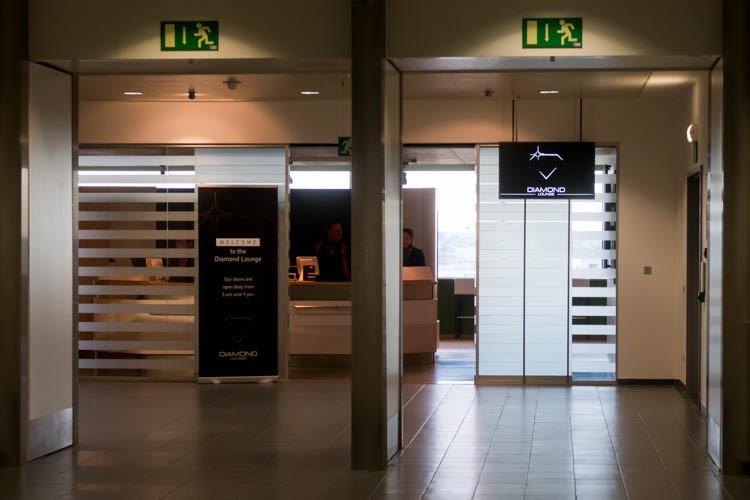Diamond Lounge Brussels Reception