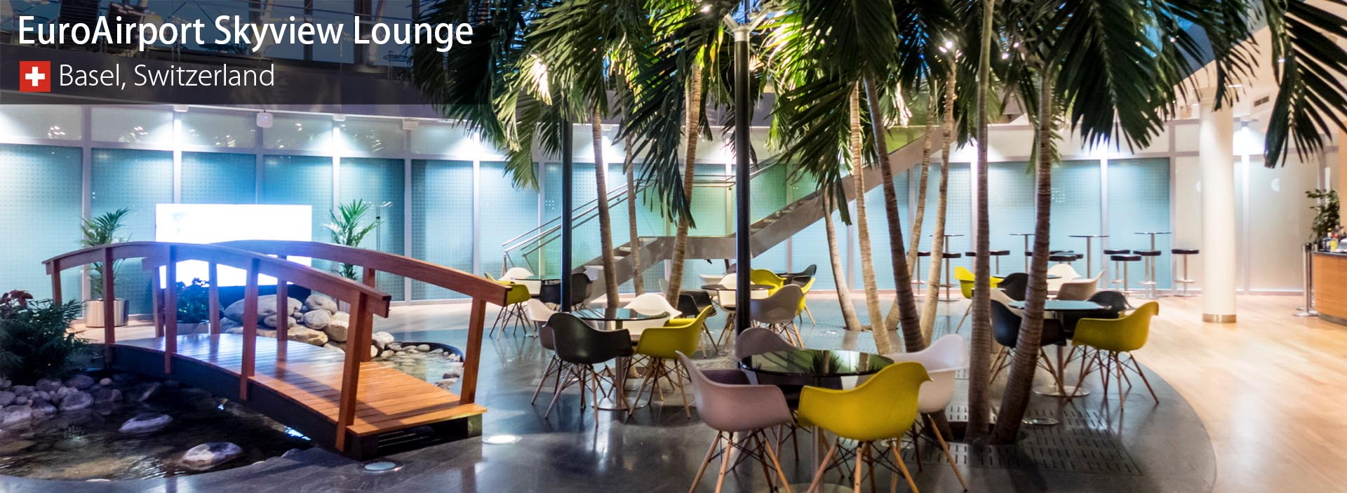 Review: EuroAirport Skyview Lounge at Basel Mulhouse