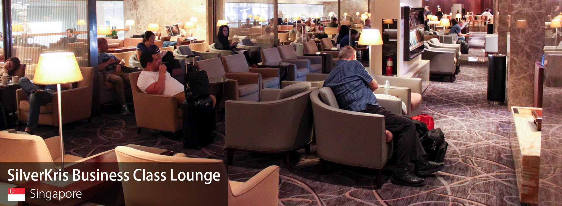 Review: Singapore Airlines SilverKris Lounge at Singapore Changi (Terminal 3)