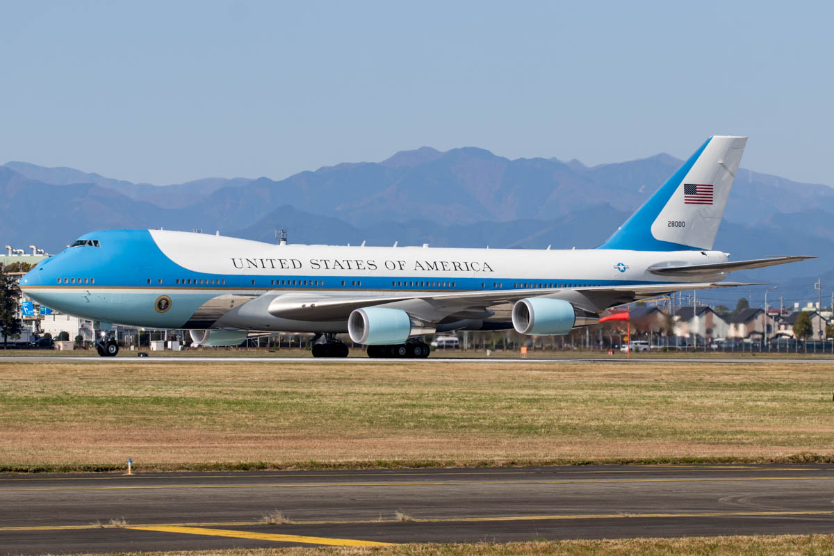 Air Force One - Boeing VC-25