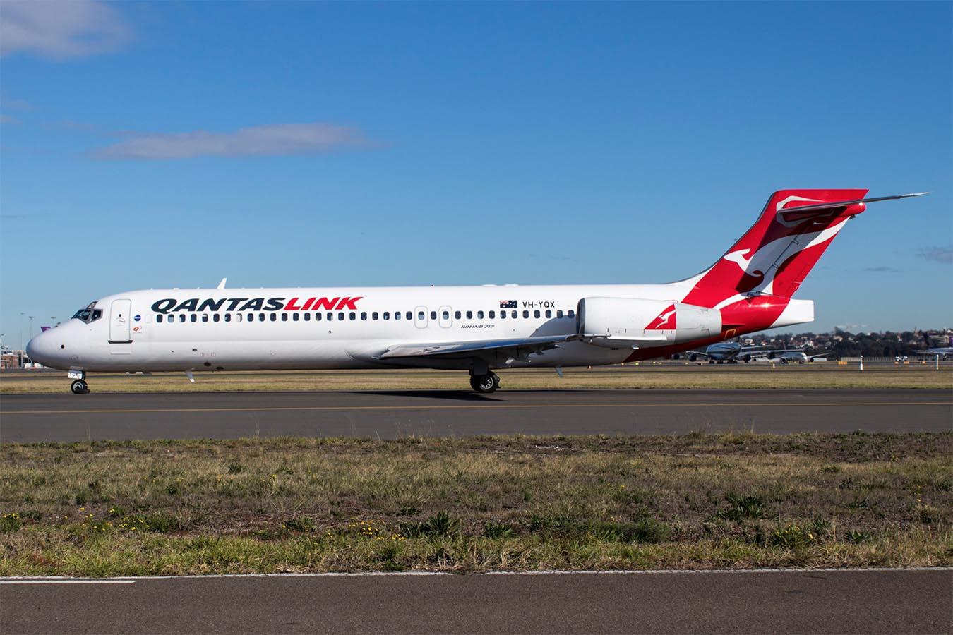 Qantas 717