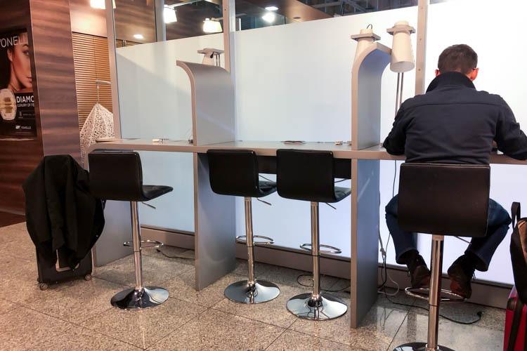 LOT Business Lounge Polonez Business Center