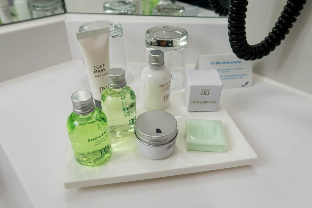 NH Hotel Vienna Airport Amenities
