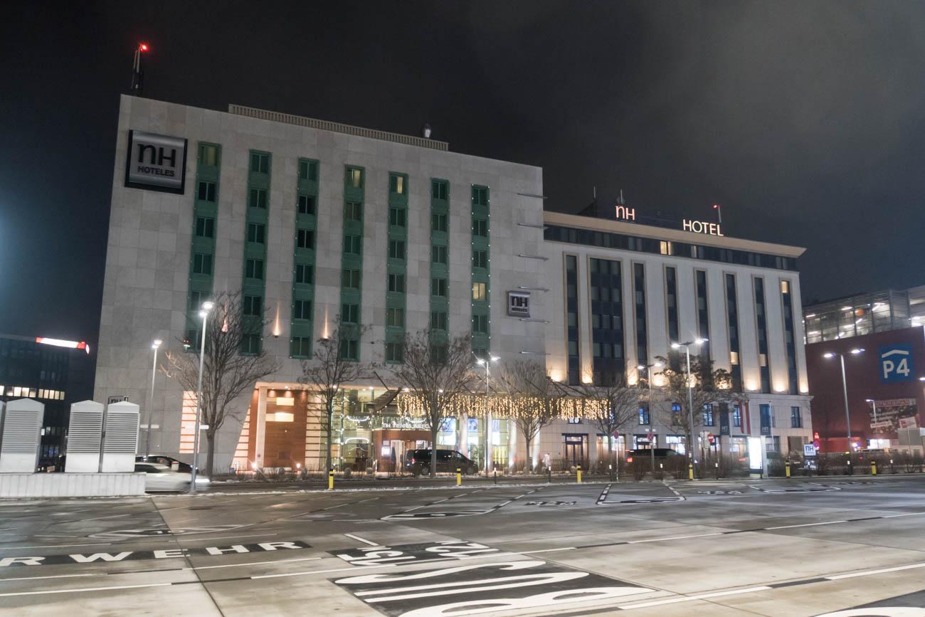 NH Hotel Vienna Airport