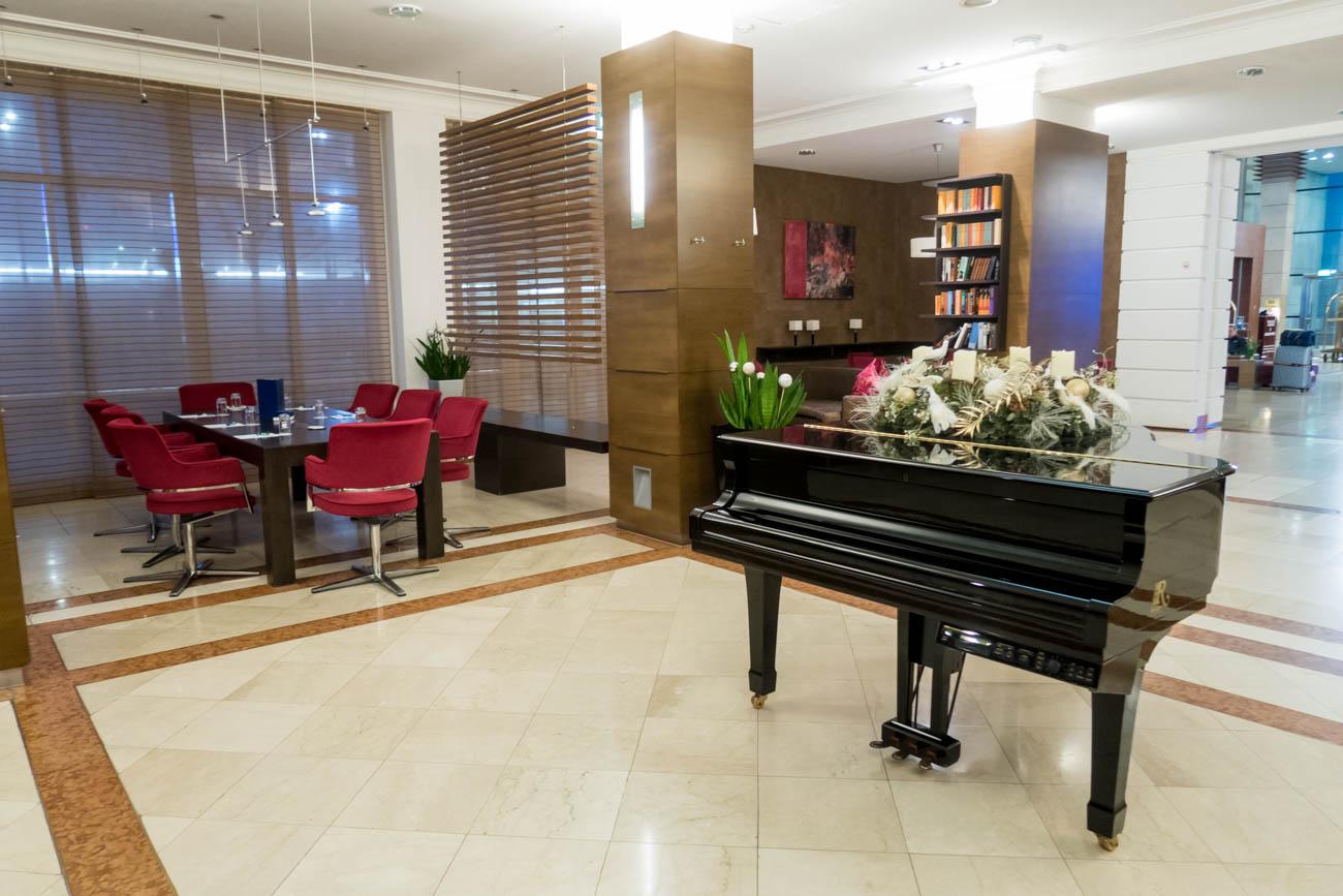 NH Hotel Vienna Airport Restaurant