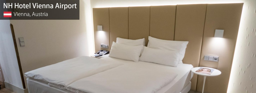 Review: NH Hotel Vienna Airport and Conference Center