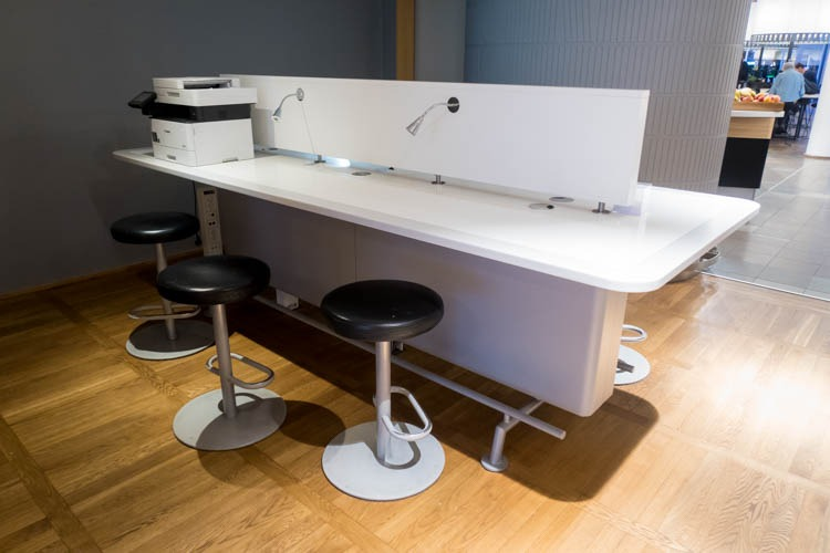 SAS Lounge Copenhagen Business Center