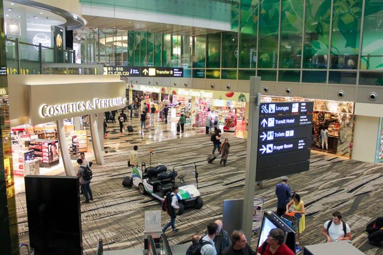 Singapore Changi Airport Terminal 3