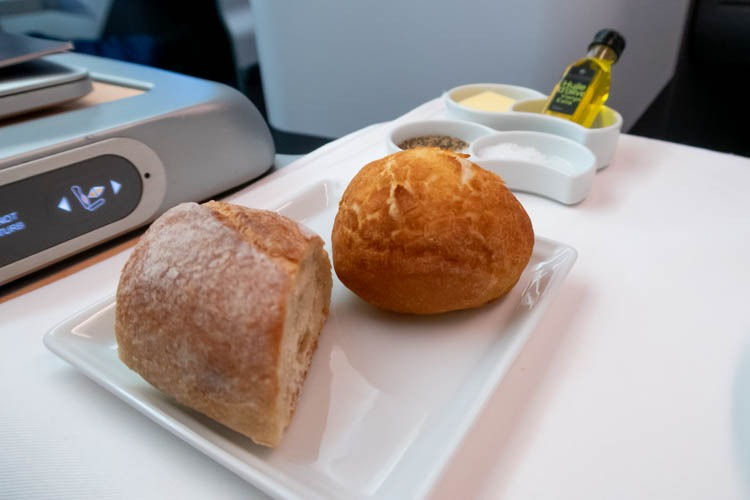 ANA Medium-Haul Business Class Bread