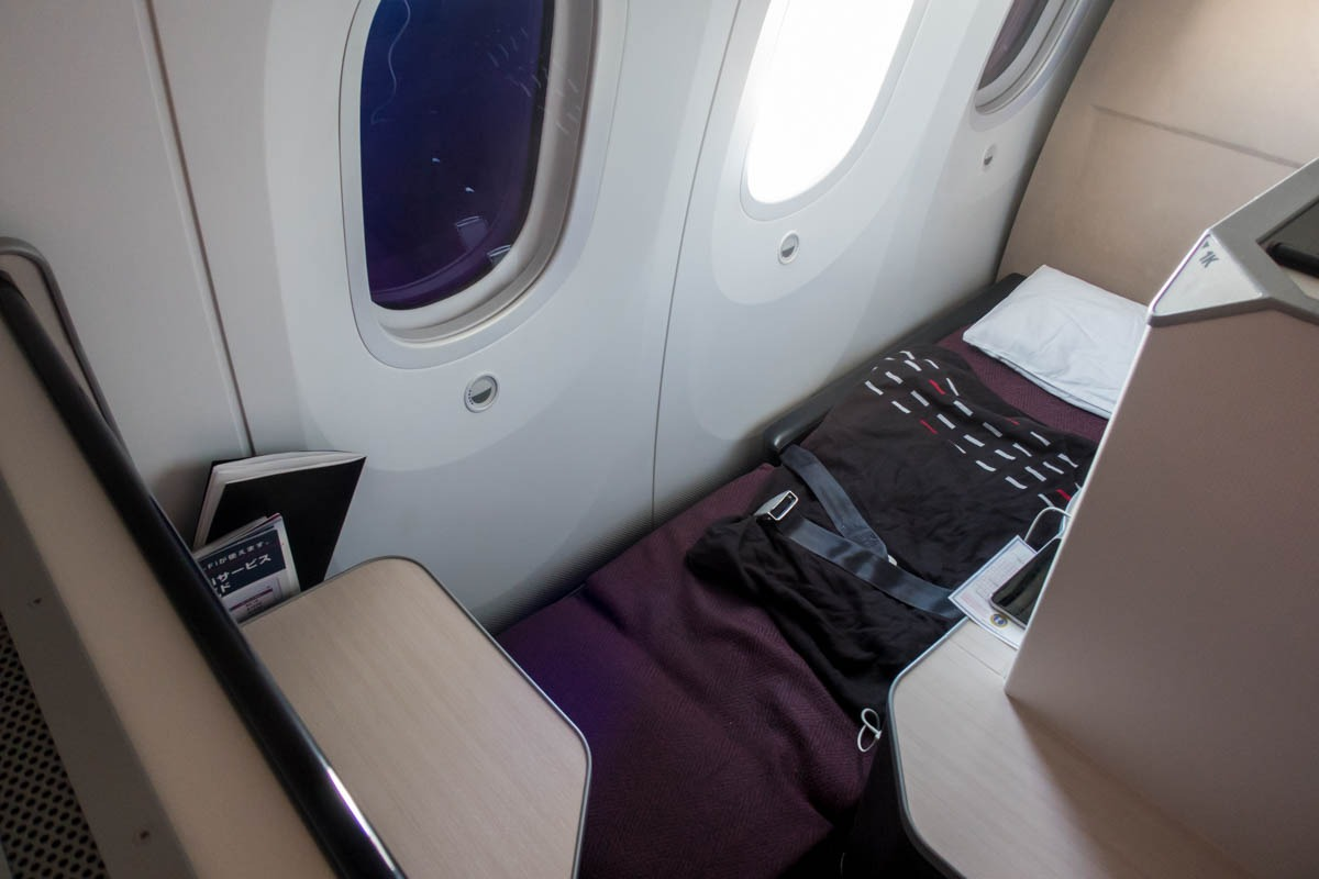 Apex Suite Business Class Seat