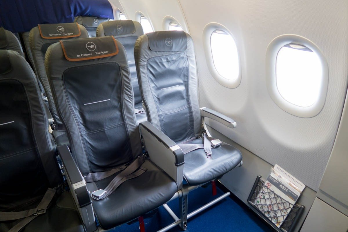Euro-Business Class Seat
