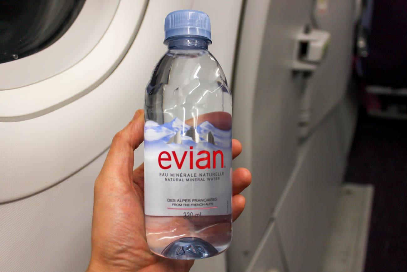Evian Onboard HK Express