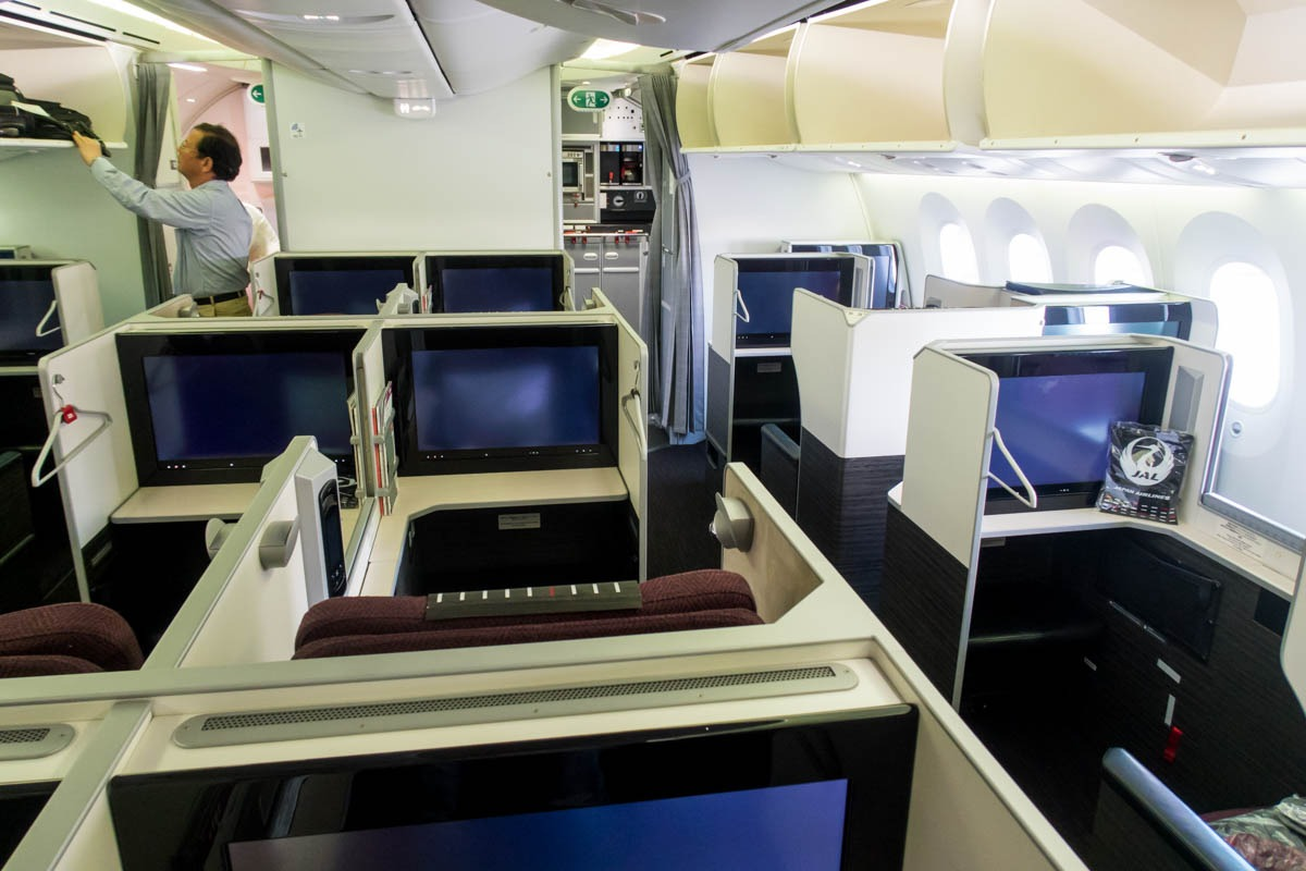 Japan Airlines Apex Suites