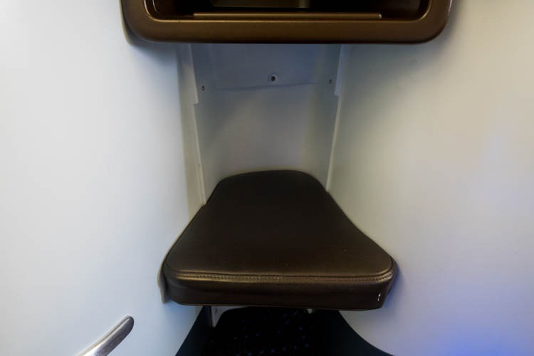 KLM Boeing 777-200ER Business Class Seat