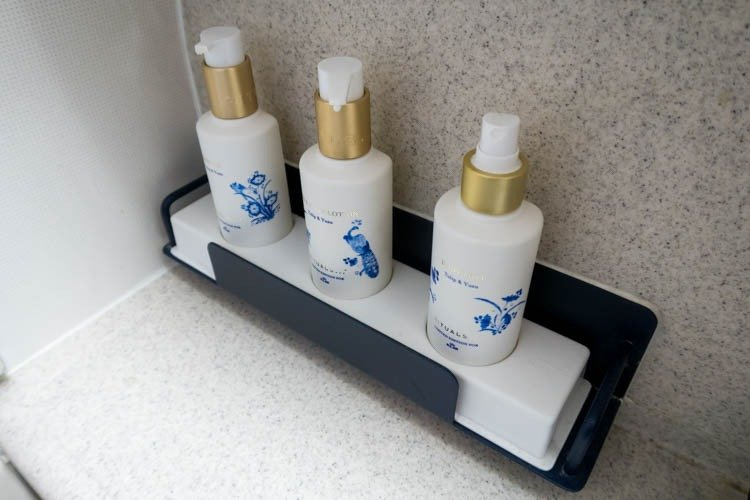 KLM Business Class Lavatory Amenities