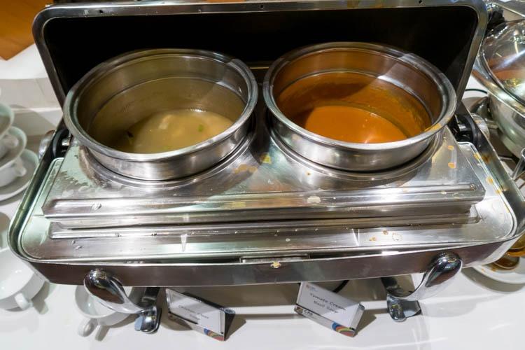 Premier Lounge Bali Soups