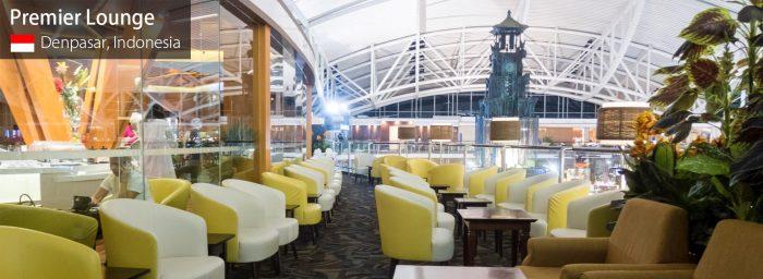Review: Premier Lounge at Denpasar Bali Airport