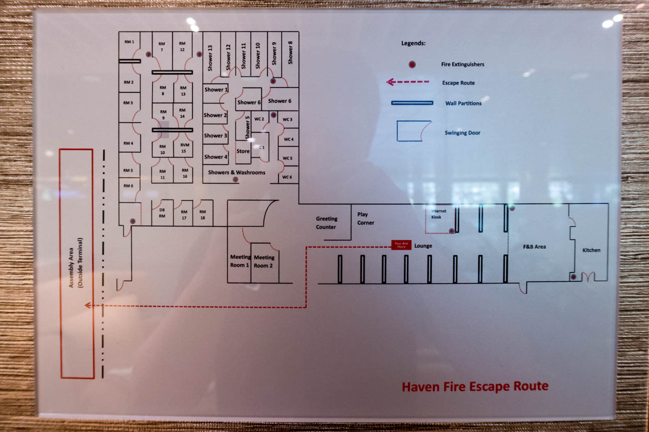 The Haven by JetQuay Floor Plan