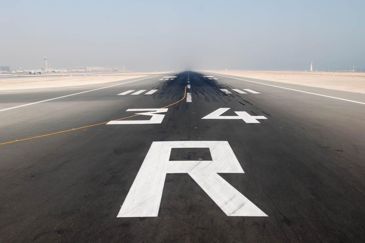 Runway 34R Pronunciation