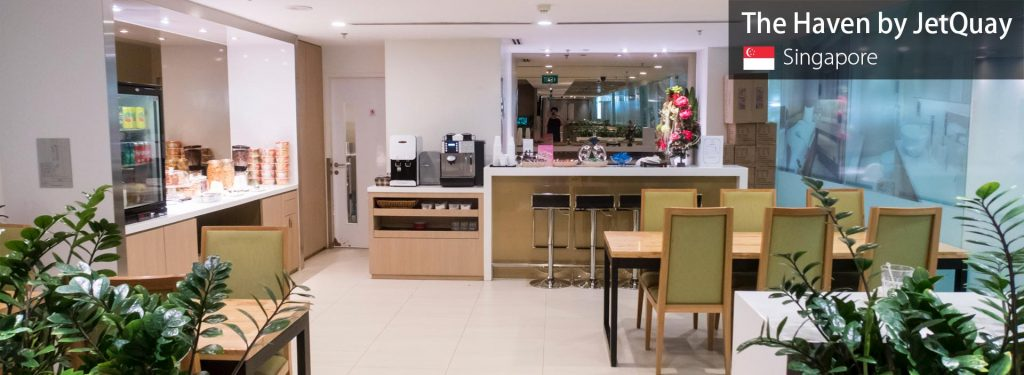 Review: The Haven by JetQuay at Singapore Changi