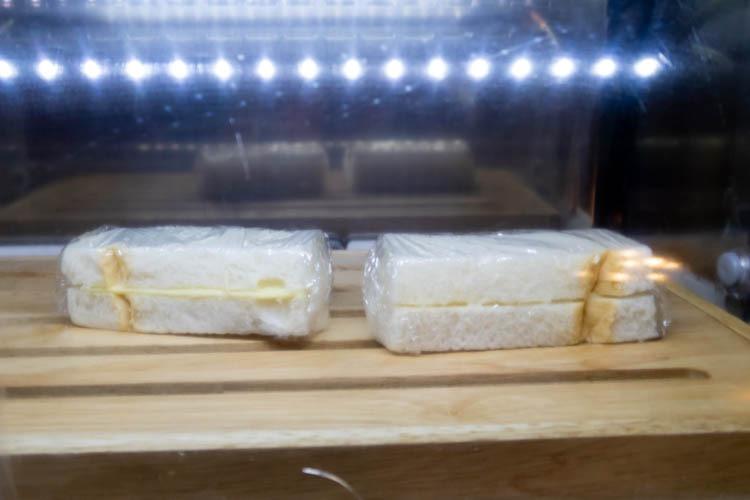 Ambassador Transit Lounge Changi T2 Sandwiches