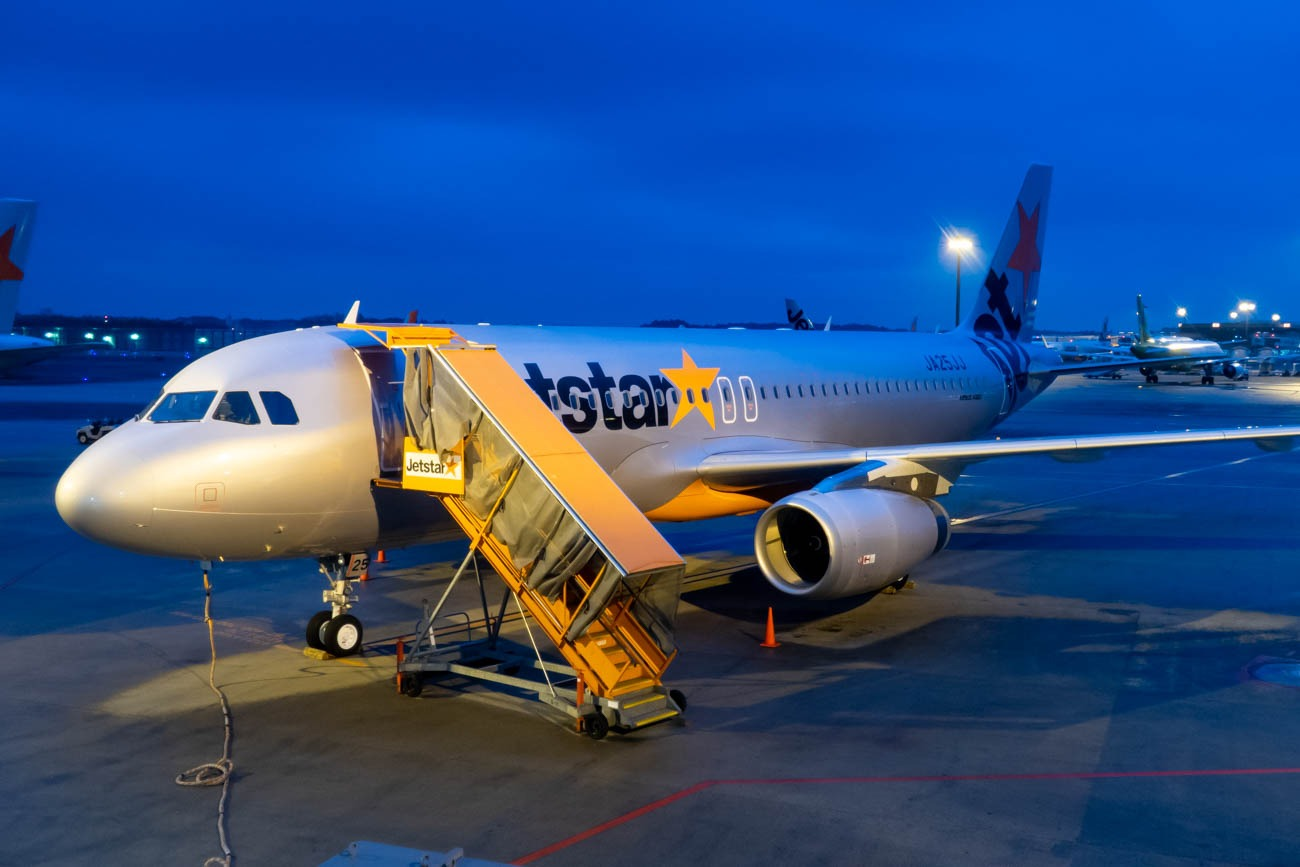 Jetstar Japan Airbus A320