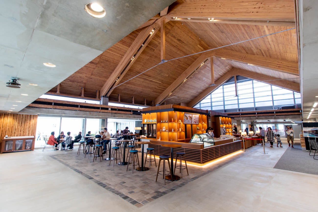 Shimojishima Airport Terminal