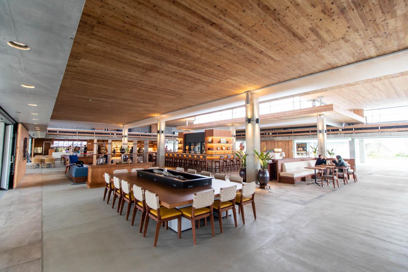Shimojishima Airport Departures Lounge