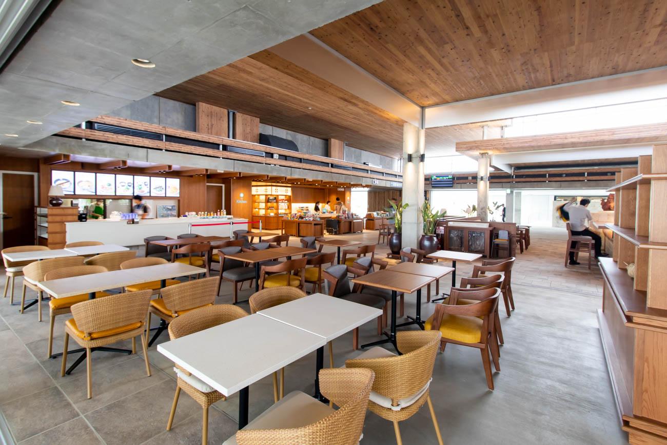Shimojishima Airport Restaurant