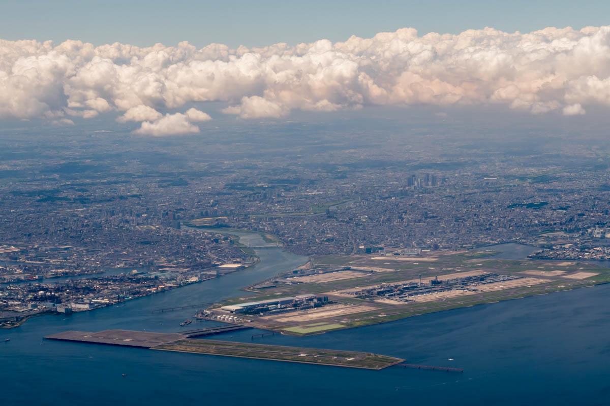 Tokyo Haneda Is More Convenient Than Narita